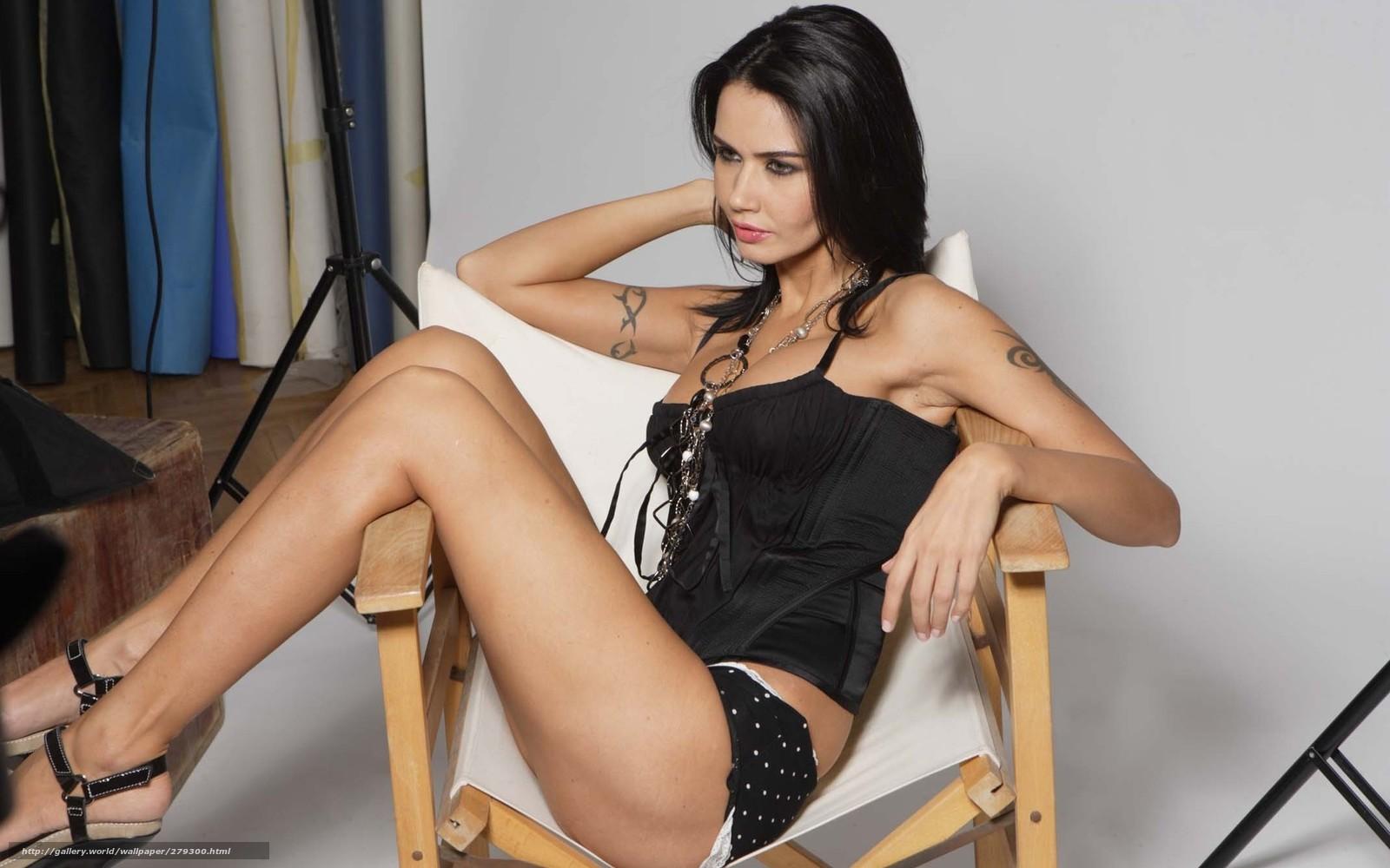 Сексуальная девушка смотреть онлайн 5 фотография