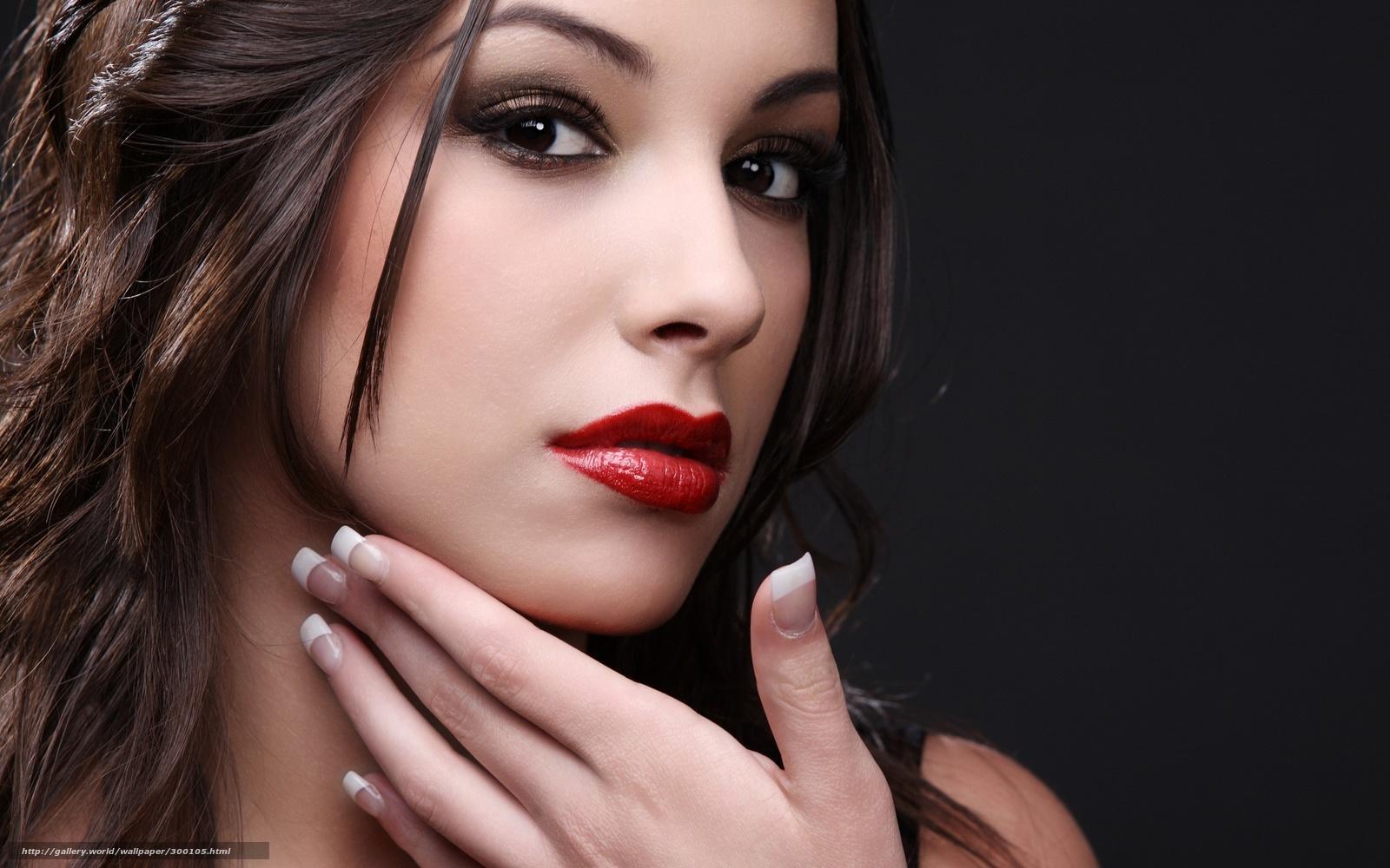 Профессиональные фотографии красивых лиц женщин 7 фотография