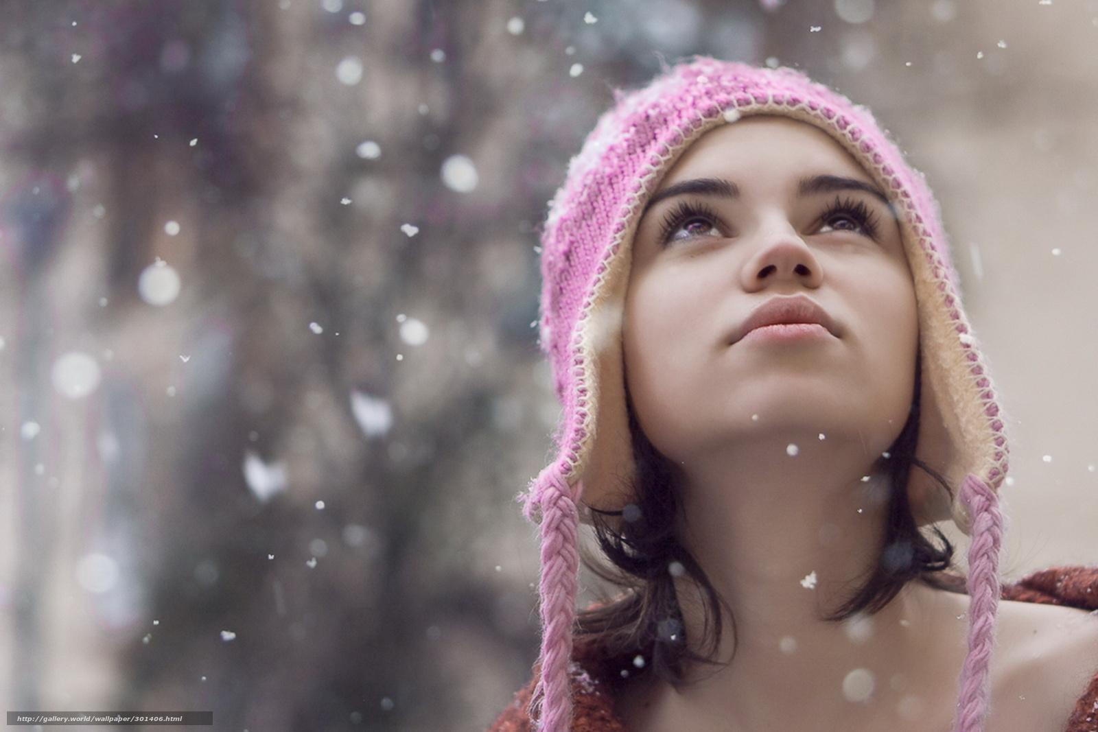 Снег на лице 25 фотография