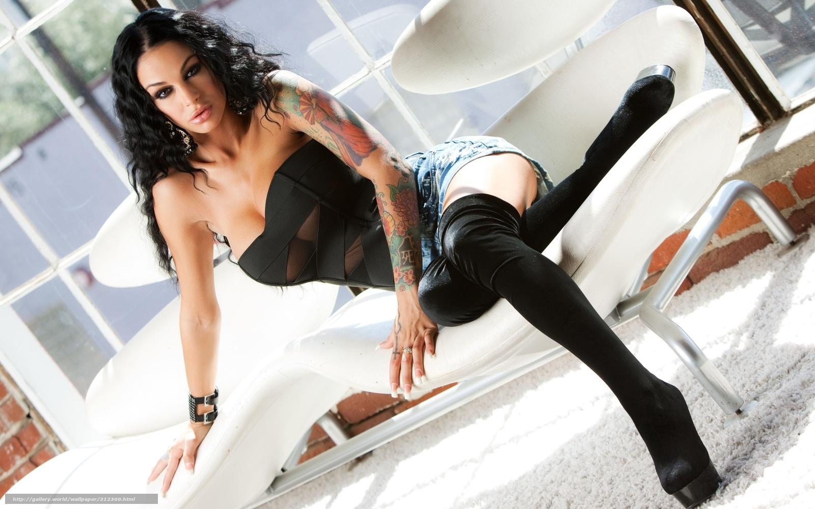 Секси девушки модели 22 фотография