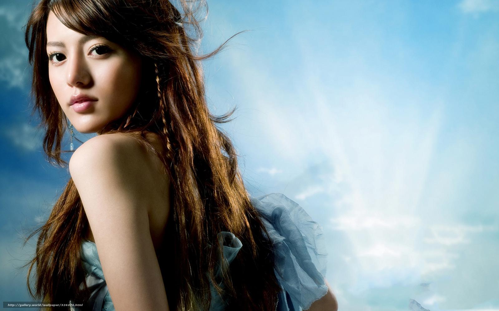 Фото красивых азиатских знаменитостей девушек 7 фотография