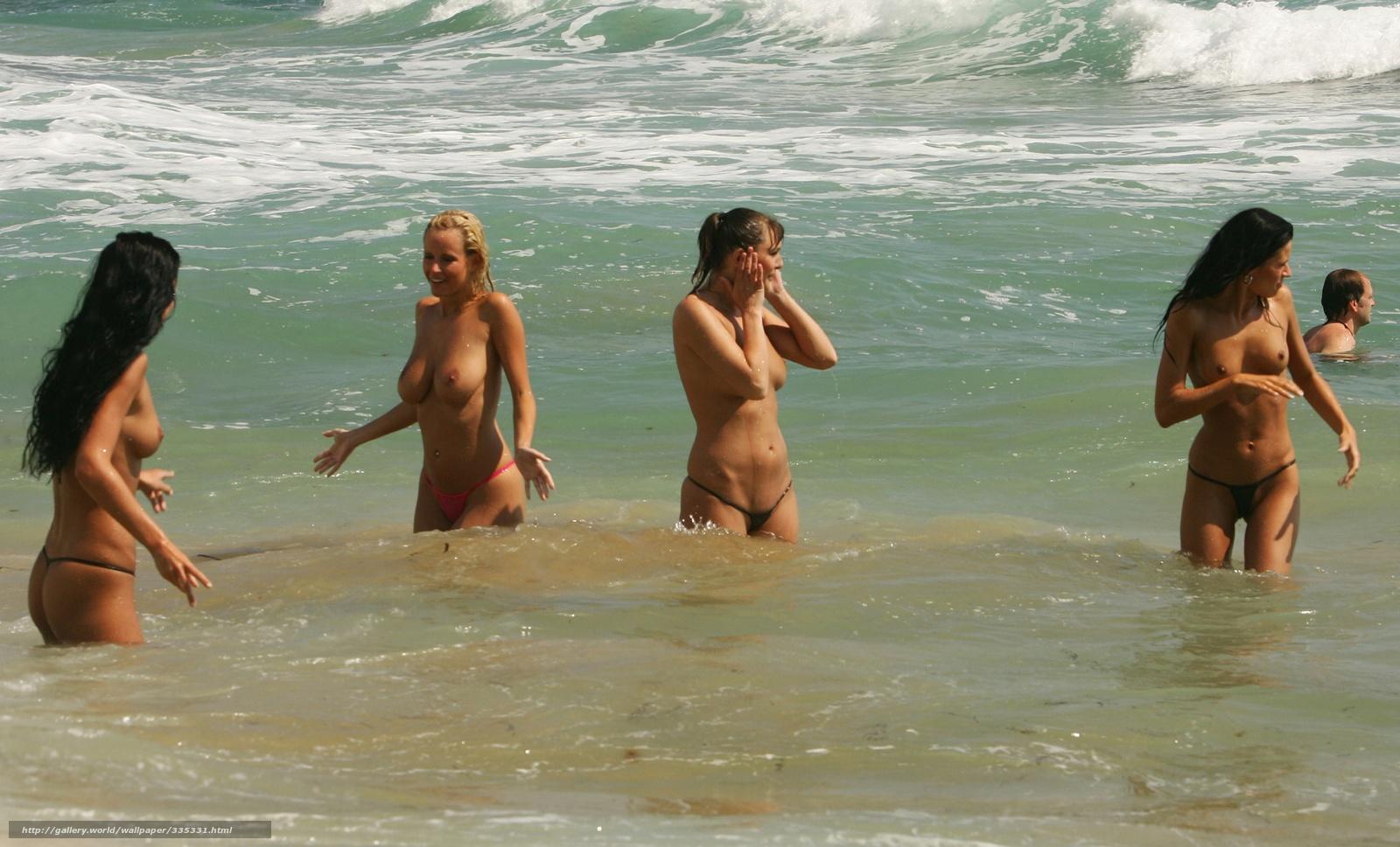 Фото голых девушек с ибицы 4 фотография