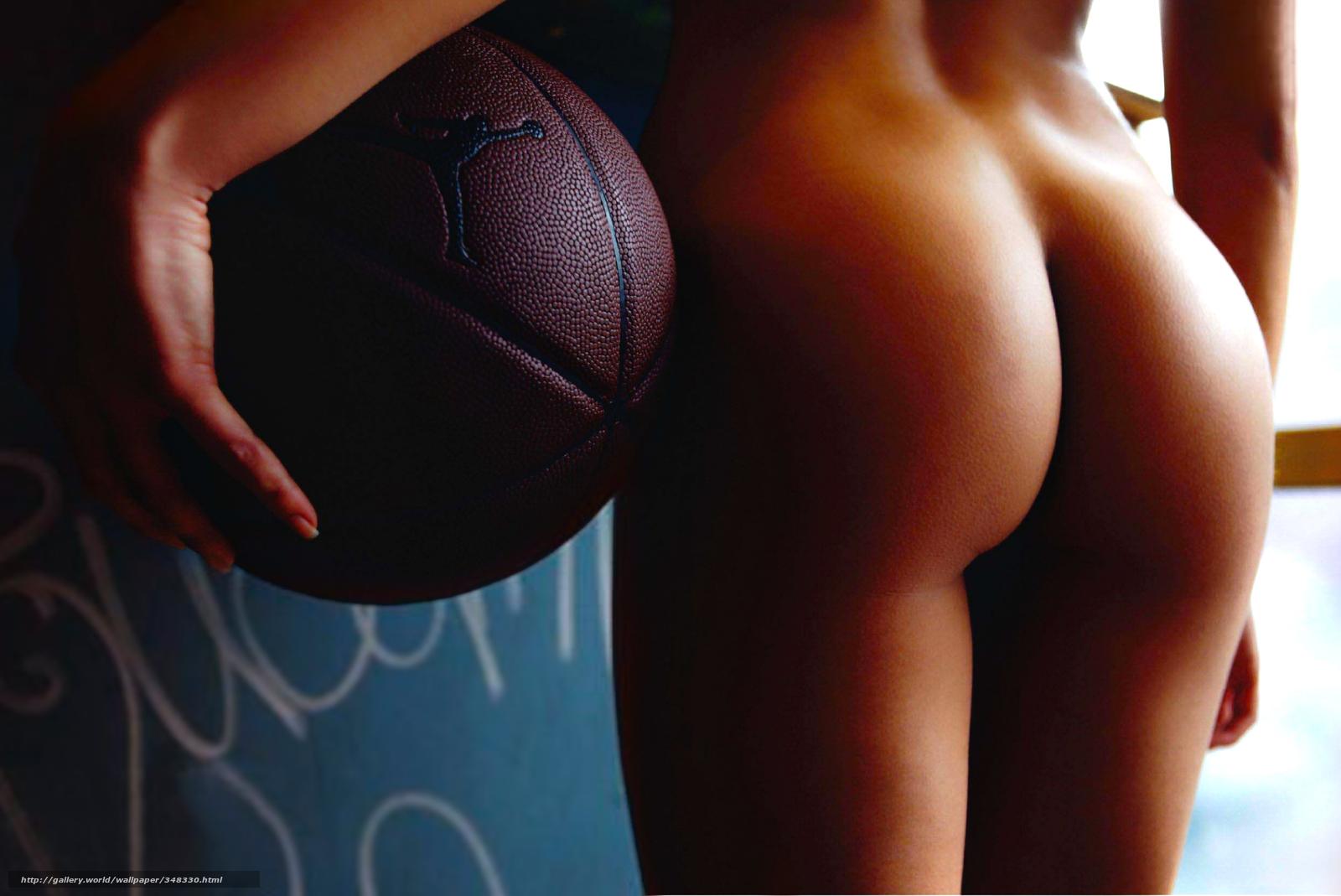 Мяч в заднице