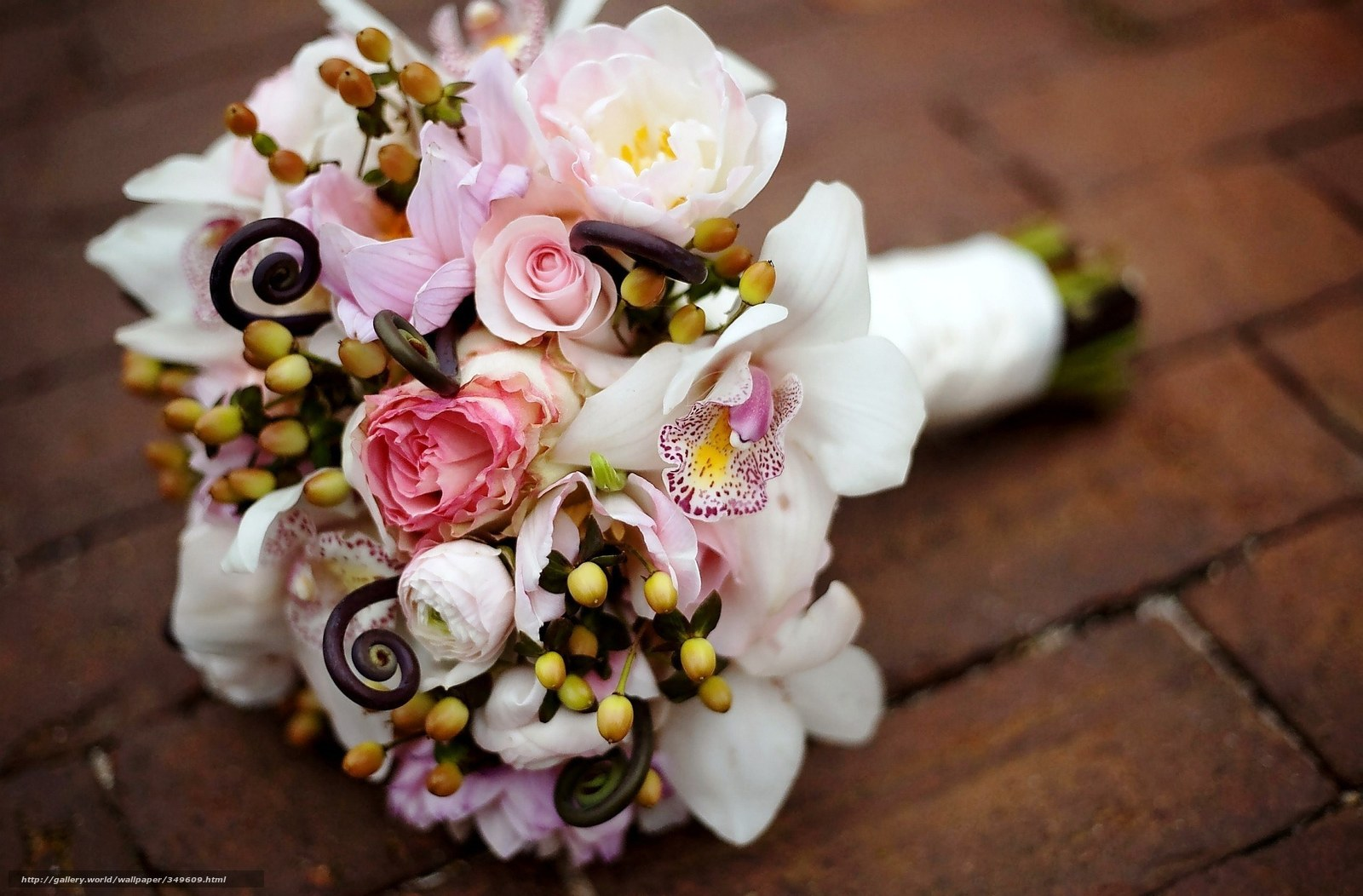 12pcslots Artificial Rose Flowers Wedding bouquet White