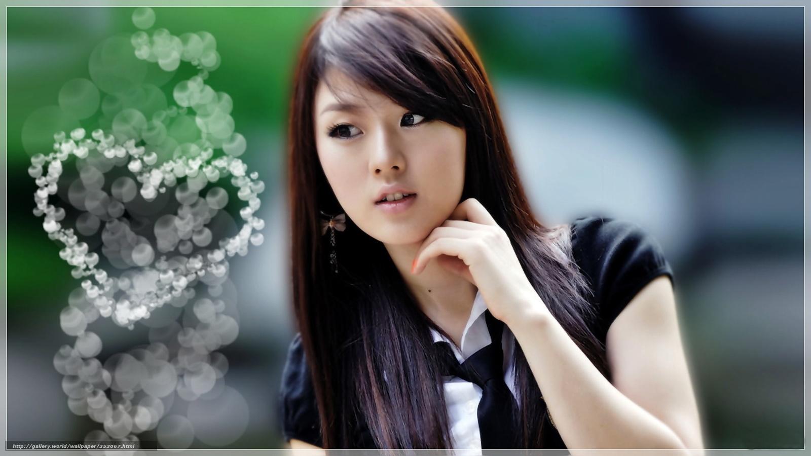 Симпат кореянки фото 8 фотография