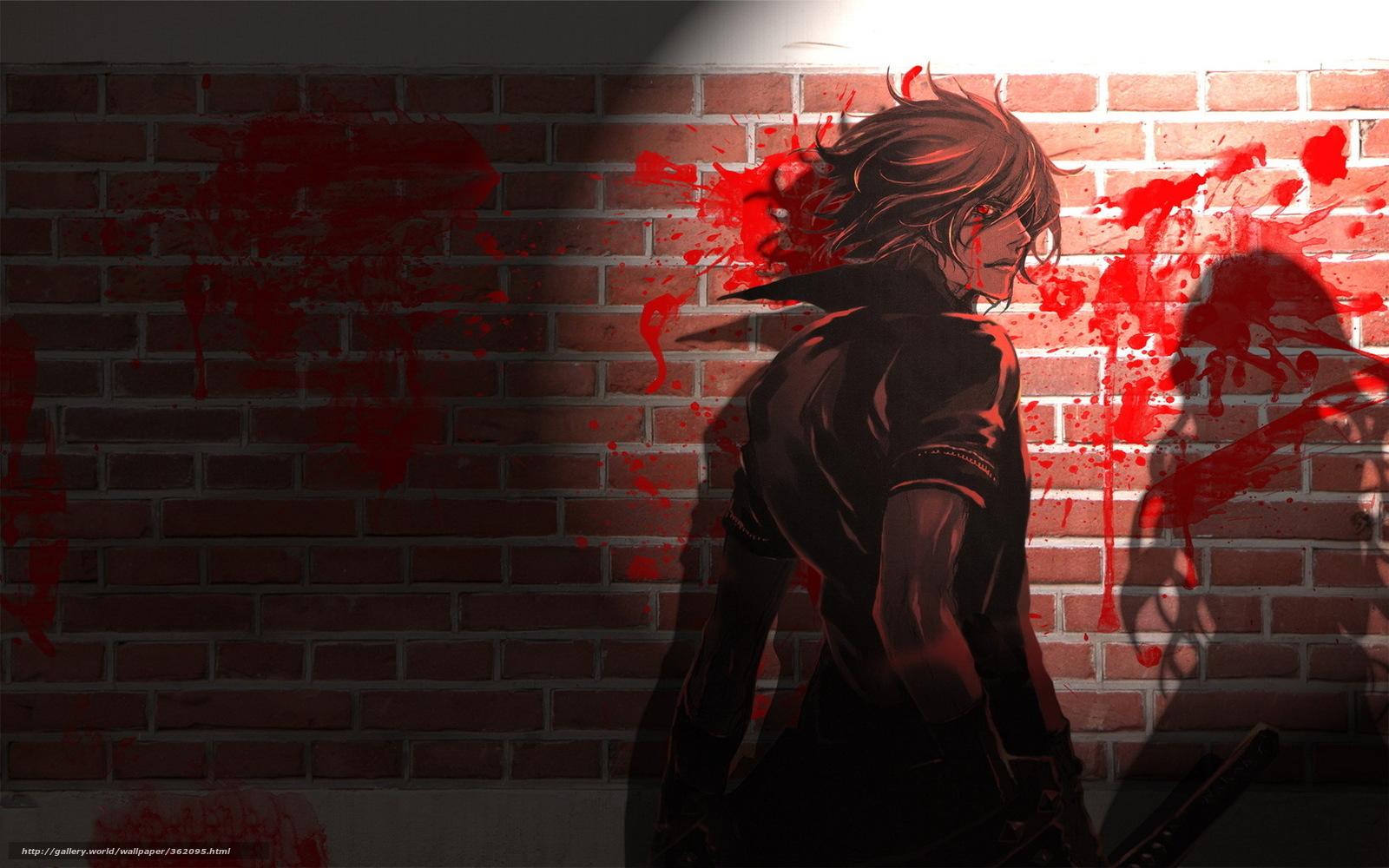 аниме картинки убийцы: