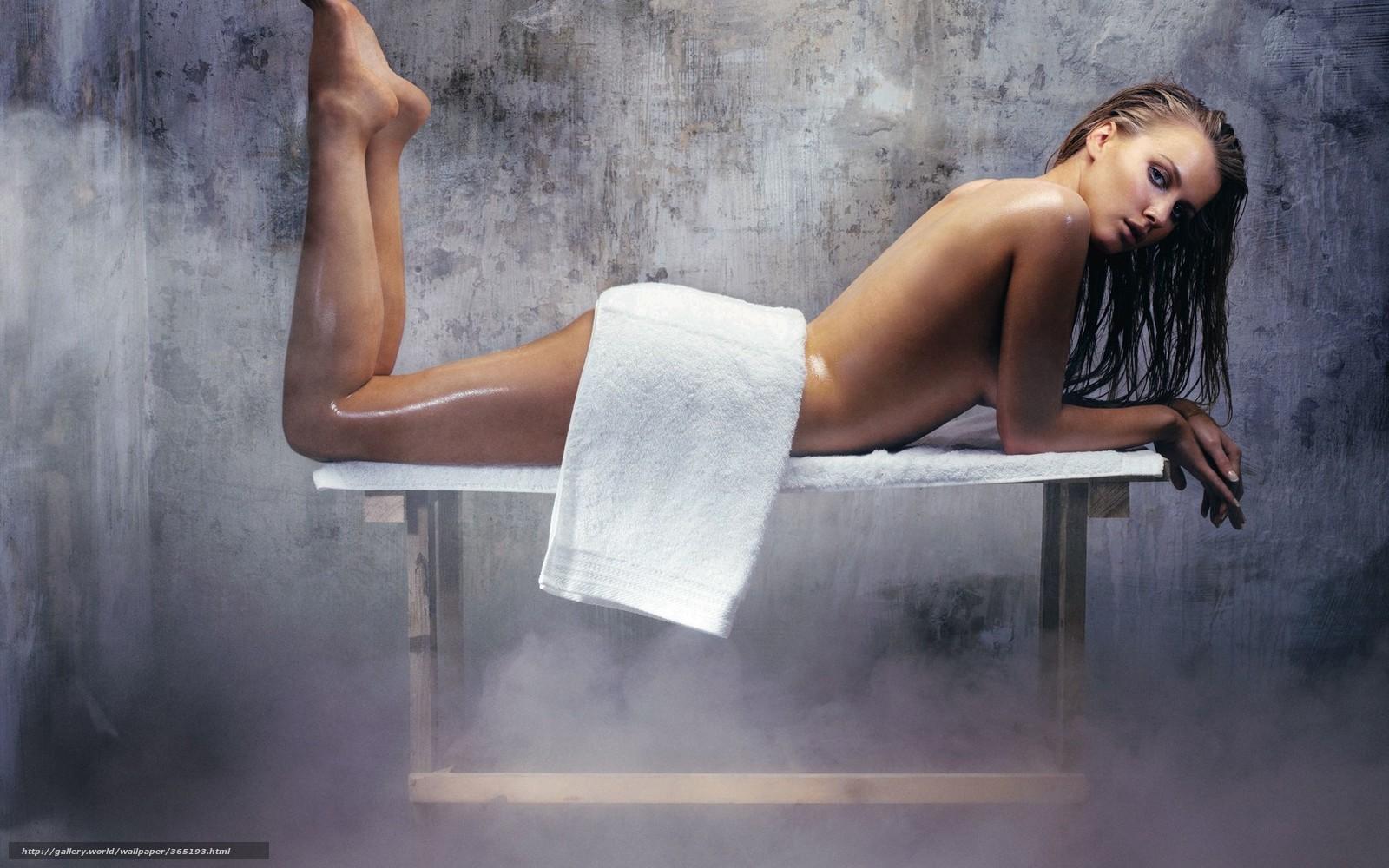 Фото девушки после бани 3 фотография