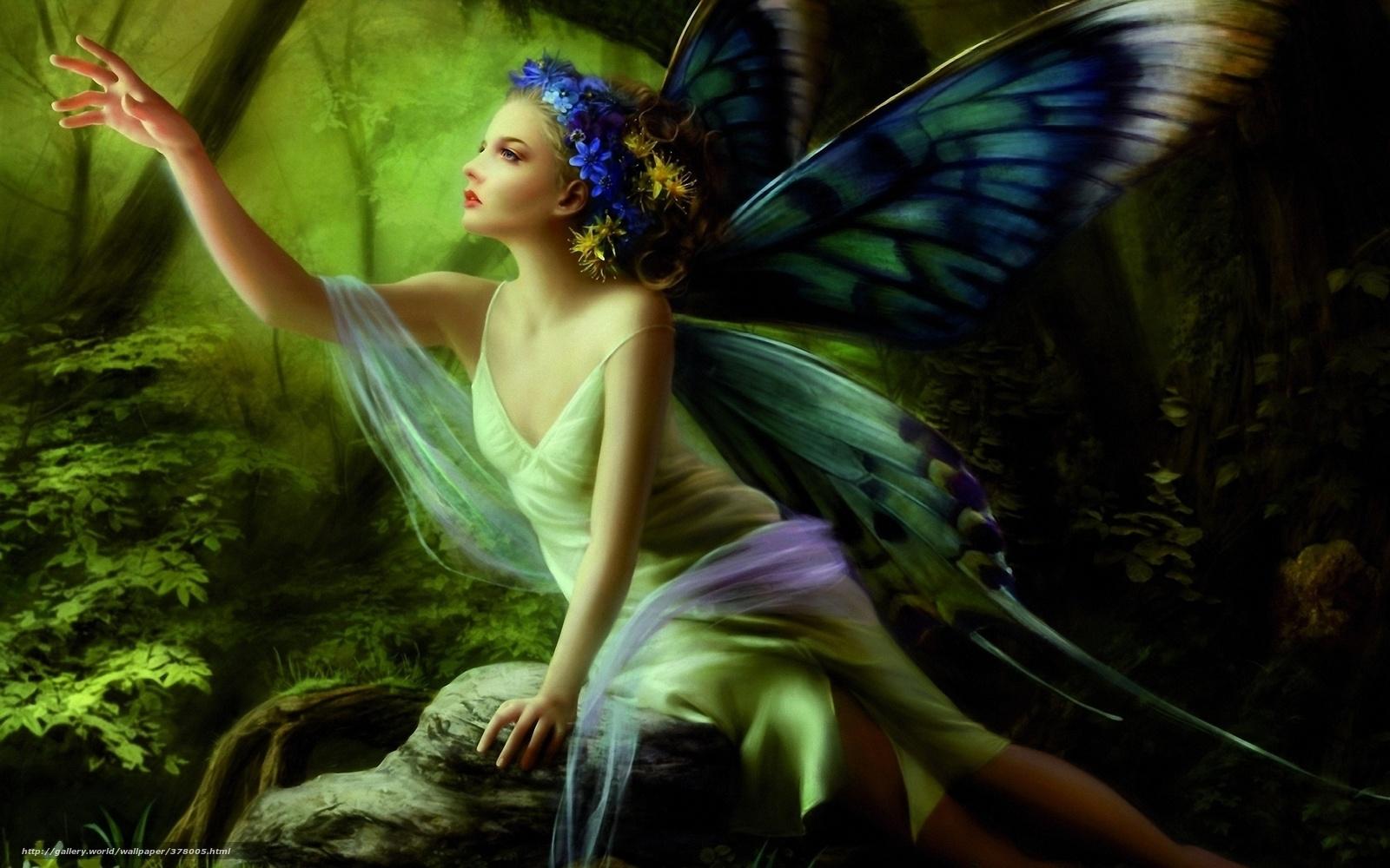 Fantasy fairy art naked scenes