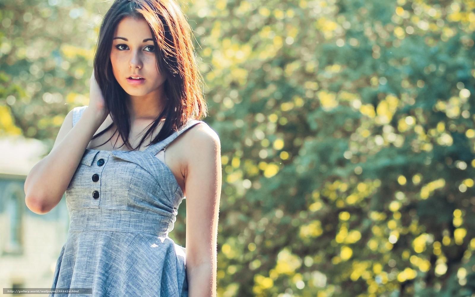 Фото красивых девушек брюнеток одной и той же 19 фотография