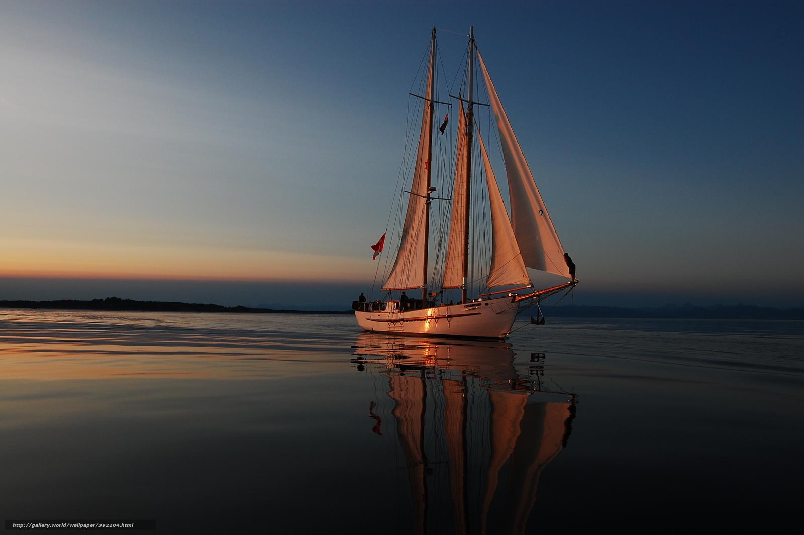 Заката паруса отдых путешествие