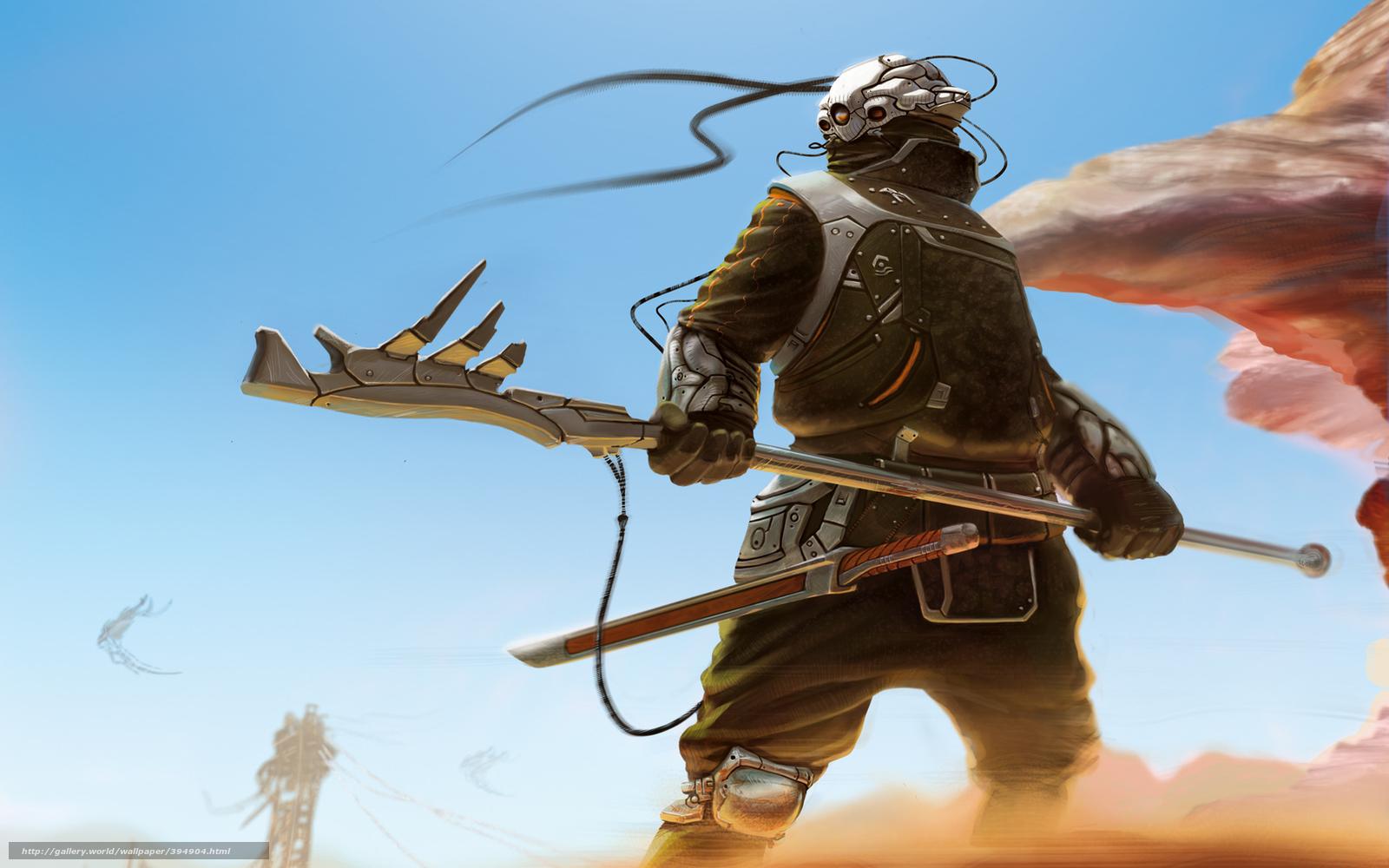 Рисунки фантастика воины 16 фотография