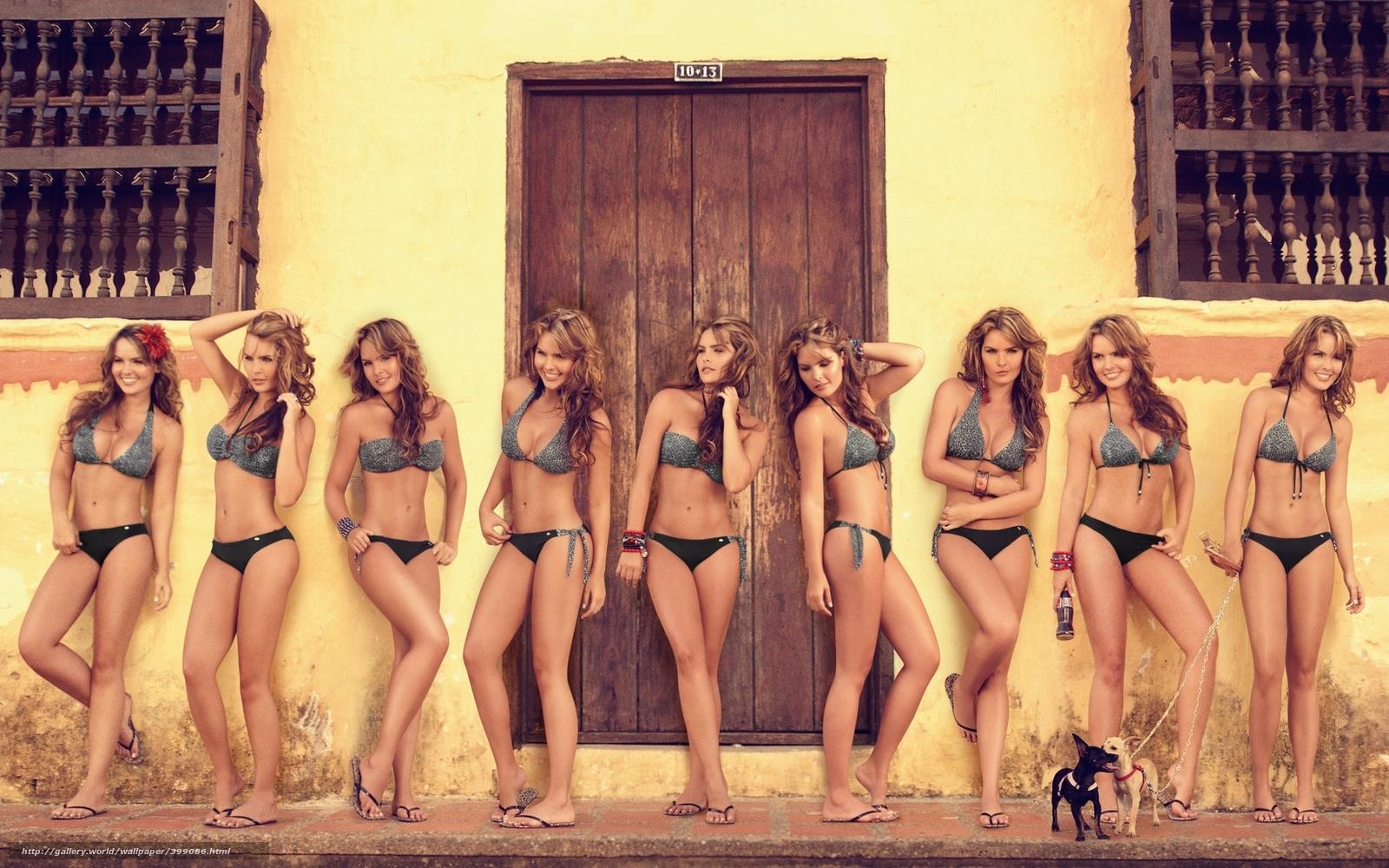 Фото красивых девушек во всех ракурсах 12 фотография