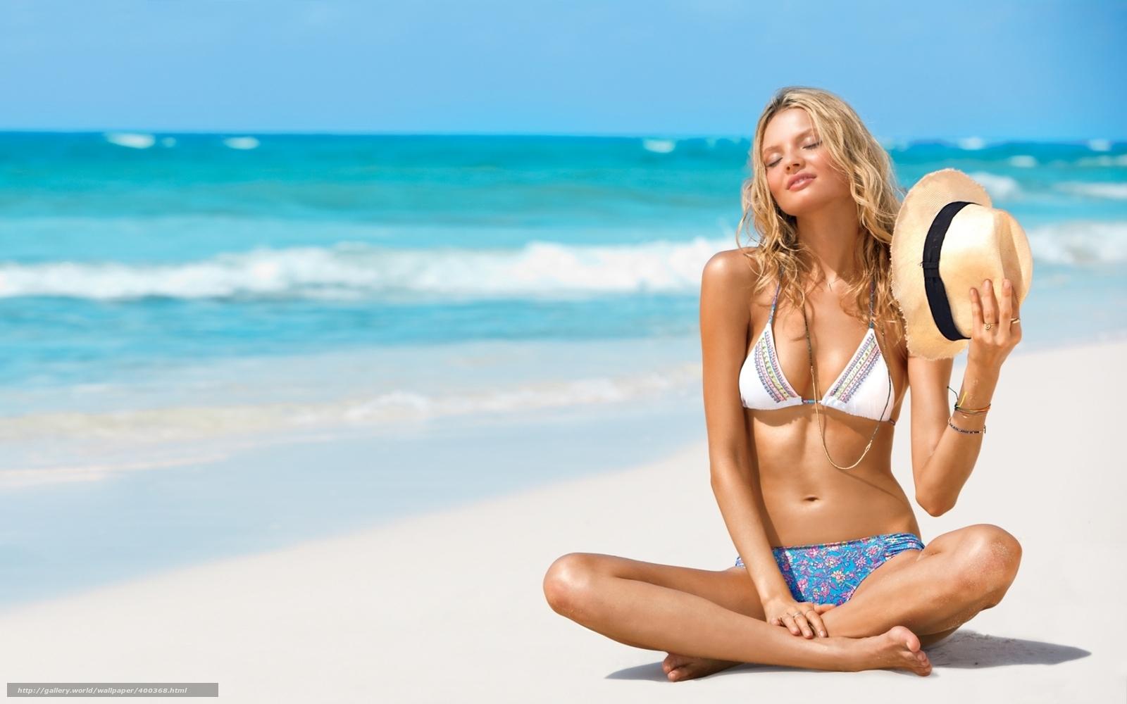 Примеры красивых фото на пляже
