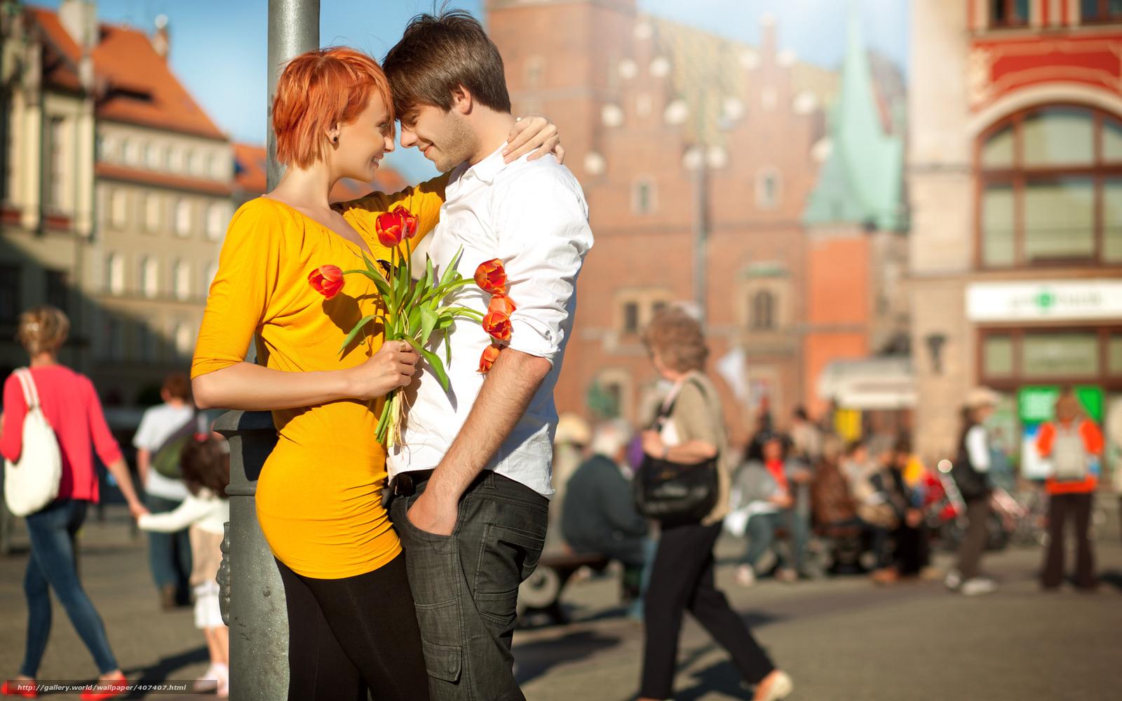 Рыжие девушки с мужчиной картинки 28 фотография