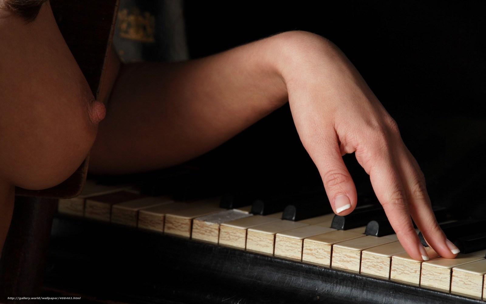 Эротика на пианино 3 фотография