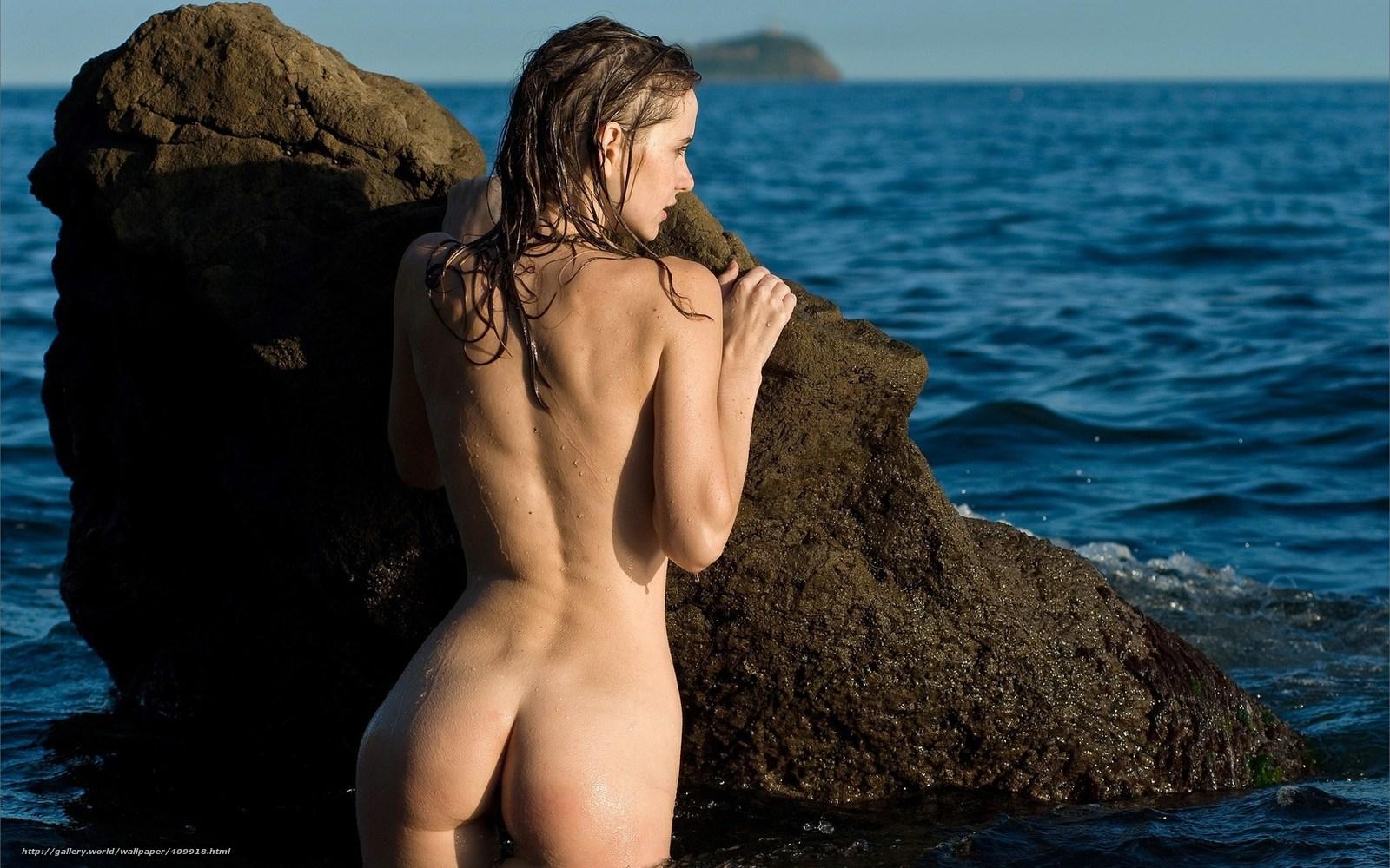 Фото девушек 18 сзади голыми 11 фотография