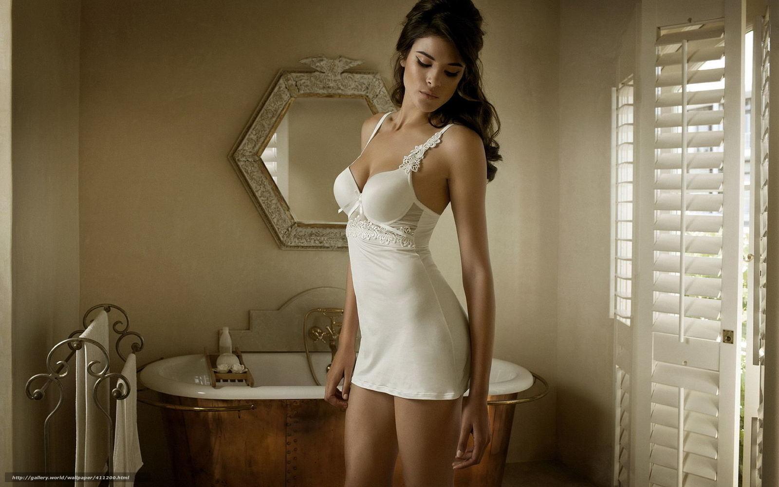 Фото красивых ванных комнат голой девушкой 20 фотография