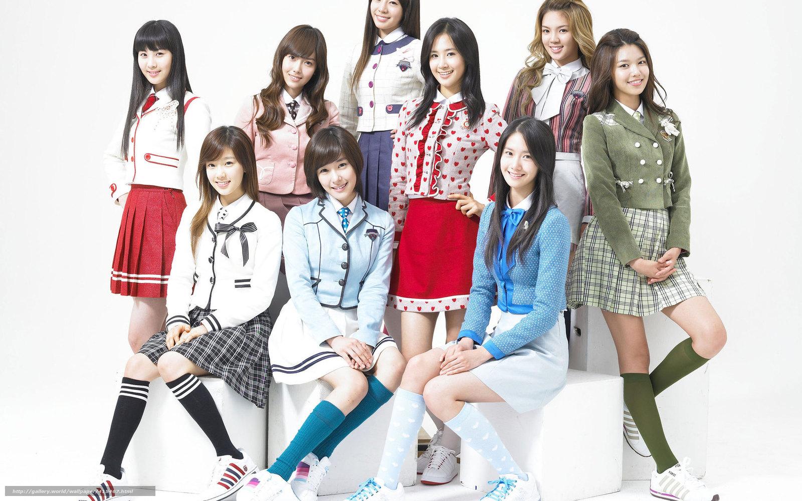 Девушки кореянки
