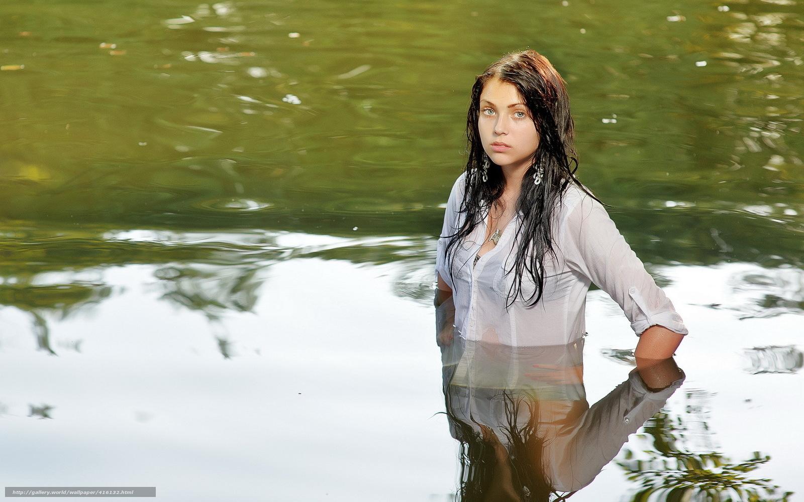 С женой на реке фото 13 фотография