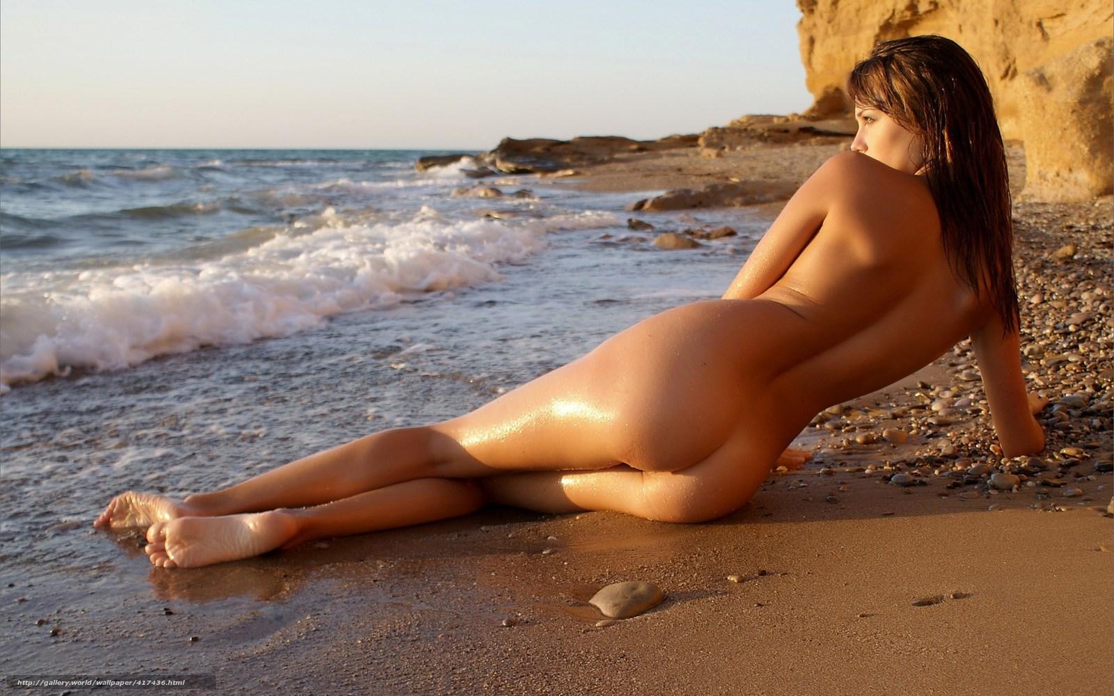 Фото девушек голые сзади 7 фотография
