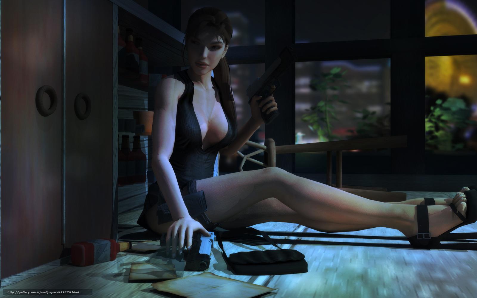 Lara croft 3 d monster bilder free porn pic