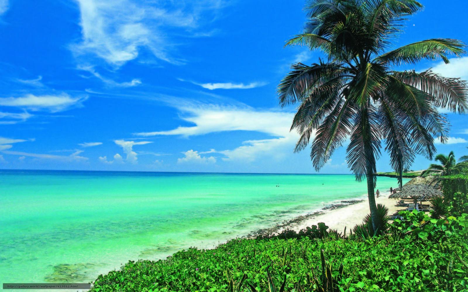 Фотографии кубинских пляжей 9 фотография