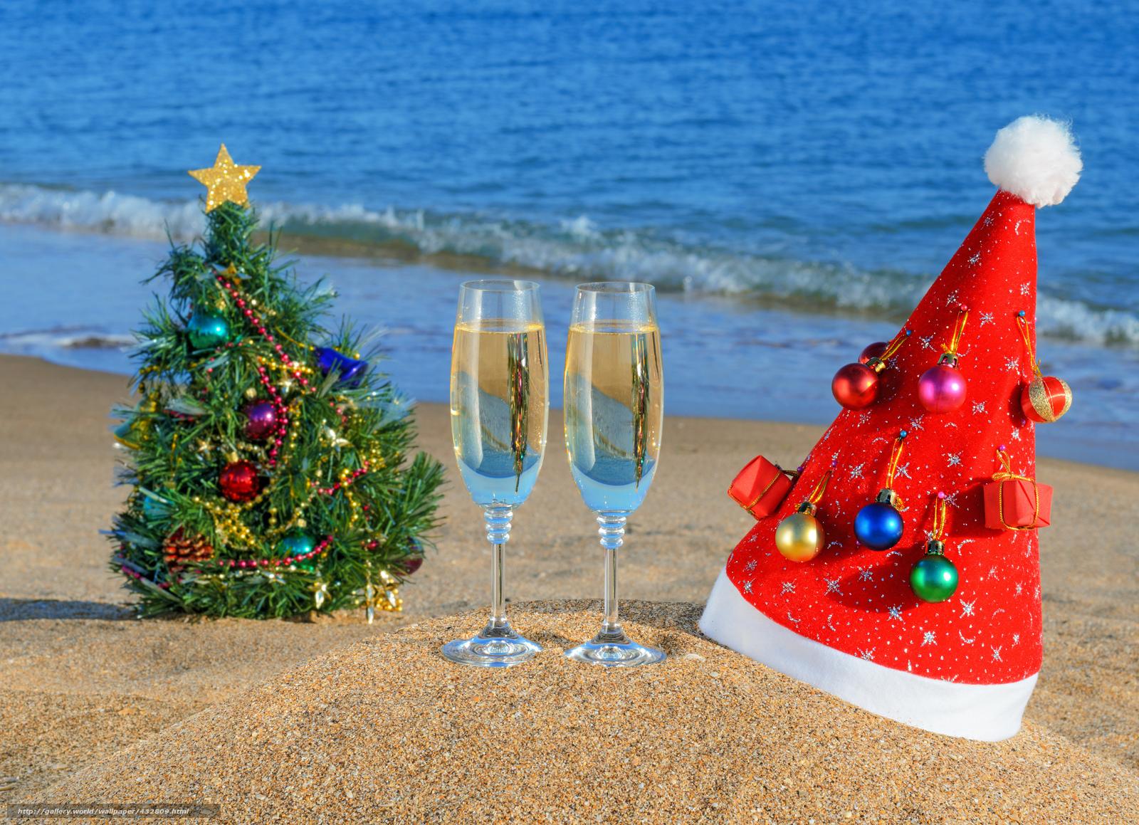 Праздник новый год настроение елка