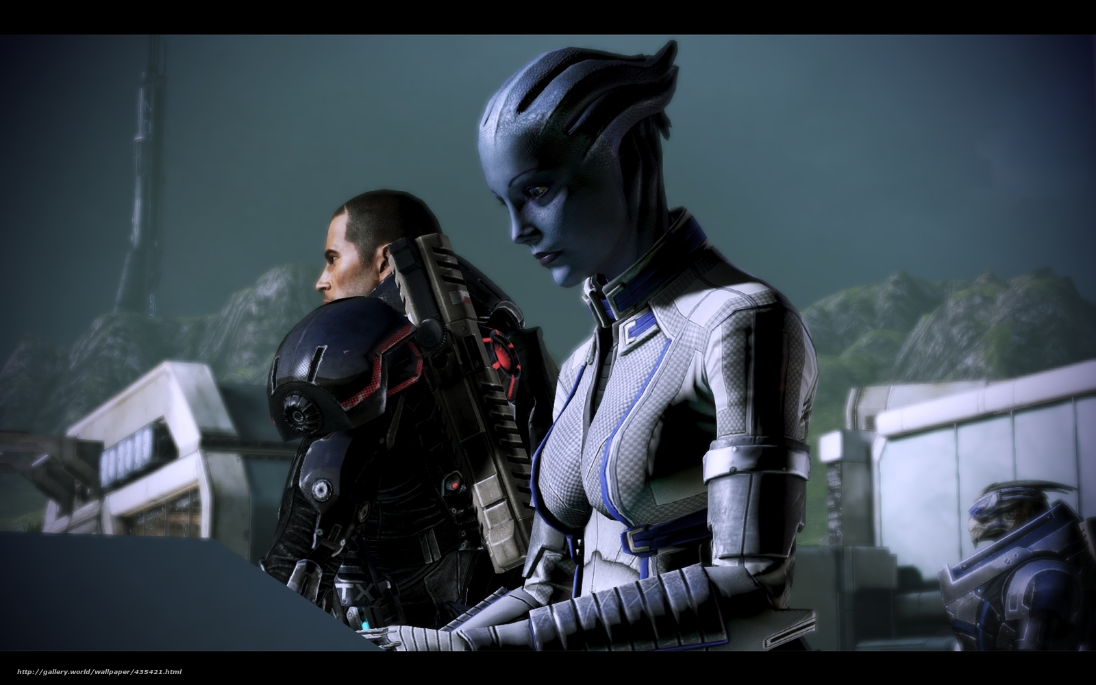 Mass effect liara nackt sexual images