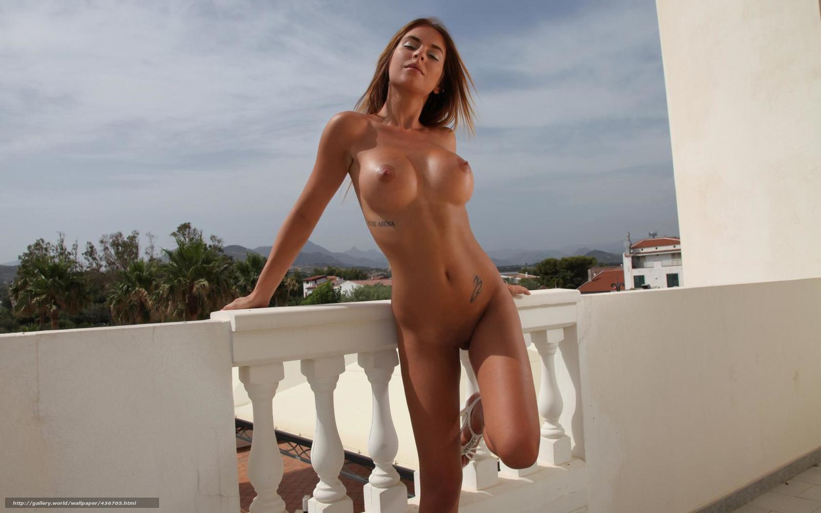 Фото загорелых голых женщин 22 фотография