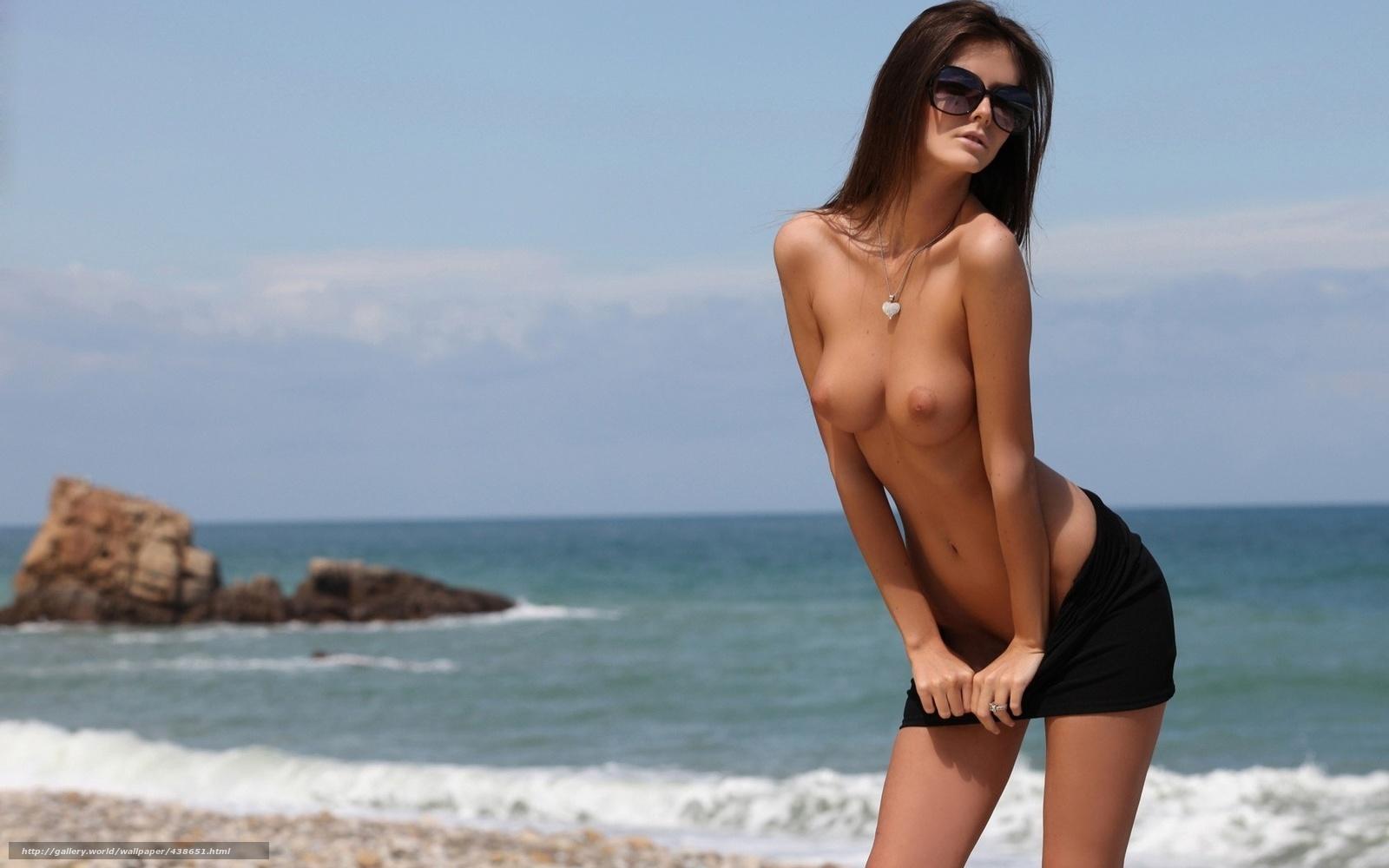 Прекрасные голые пляж 2 фотография