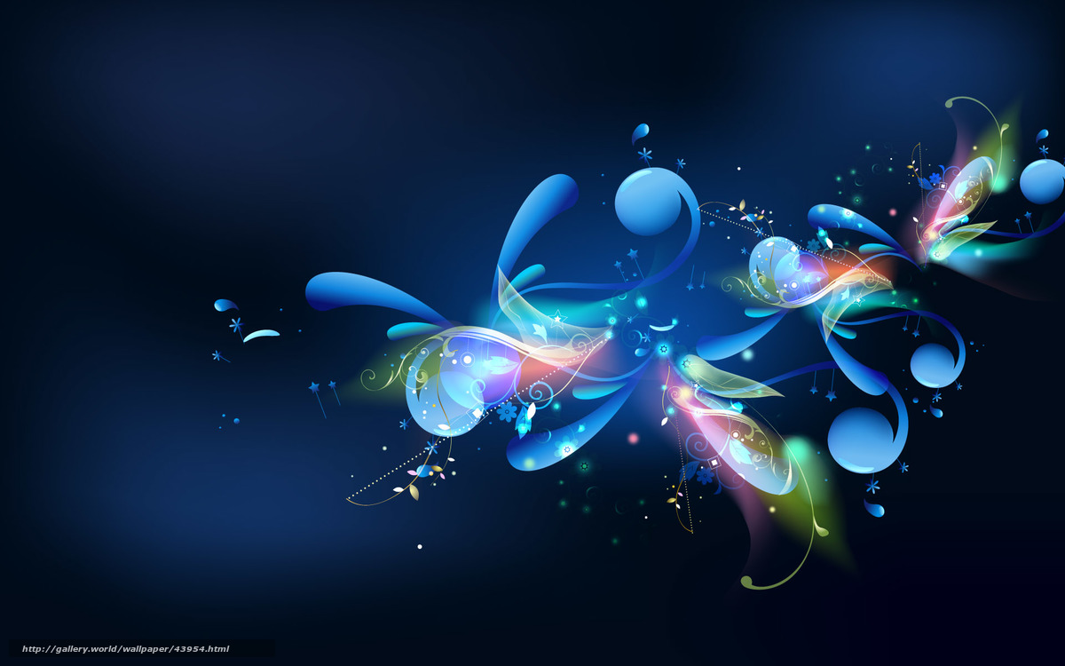 Wall decals abstract high definition pics