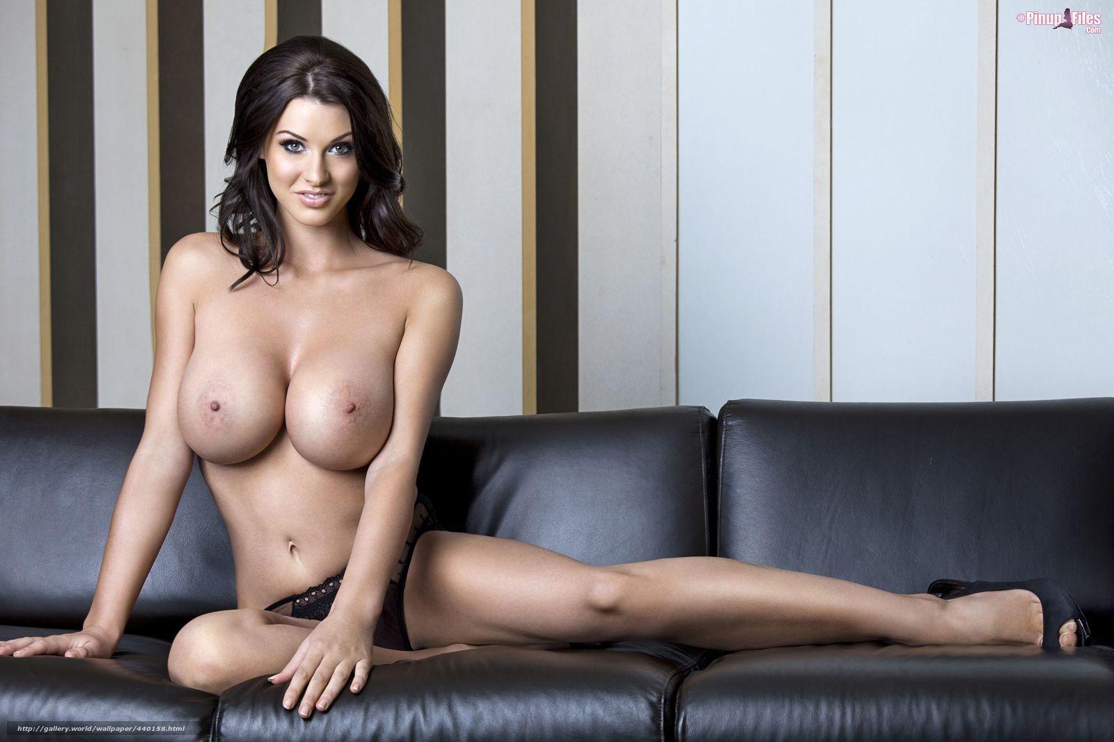 Фото грудастых голых моделей 26 фотография