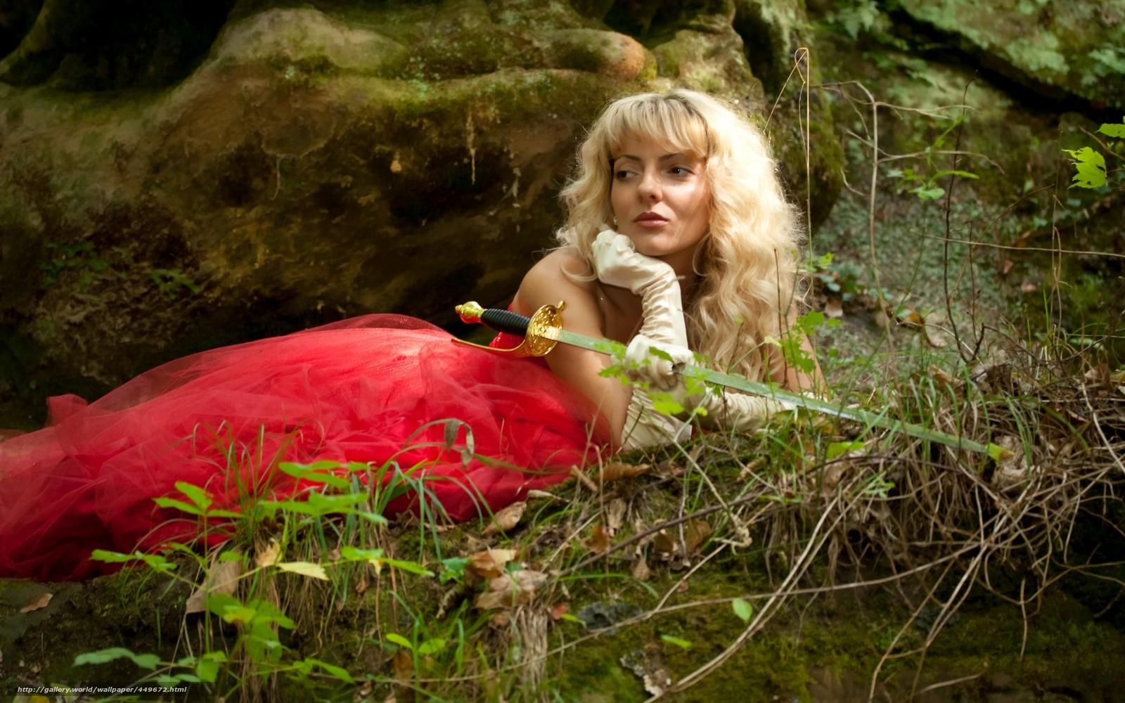 Секс девушки в сказочном лесу онлайн 5 фотография