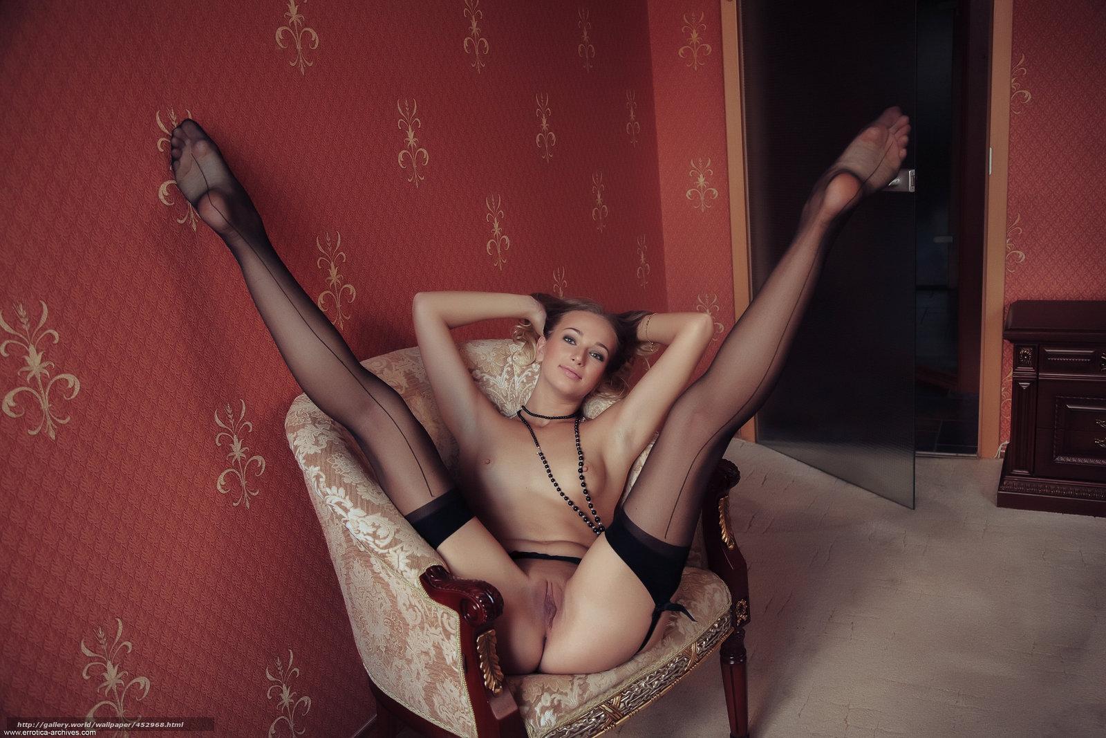 Эротика 18 порно в чулках 4 фотография