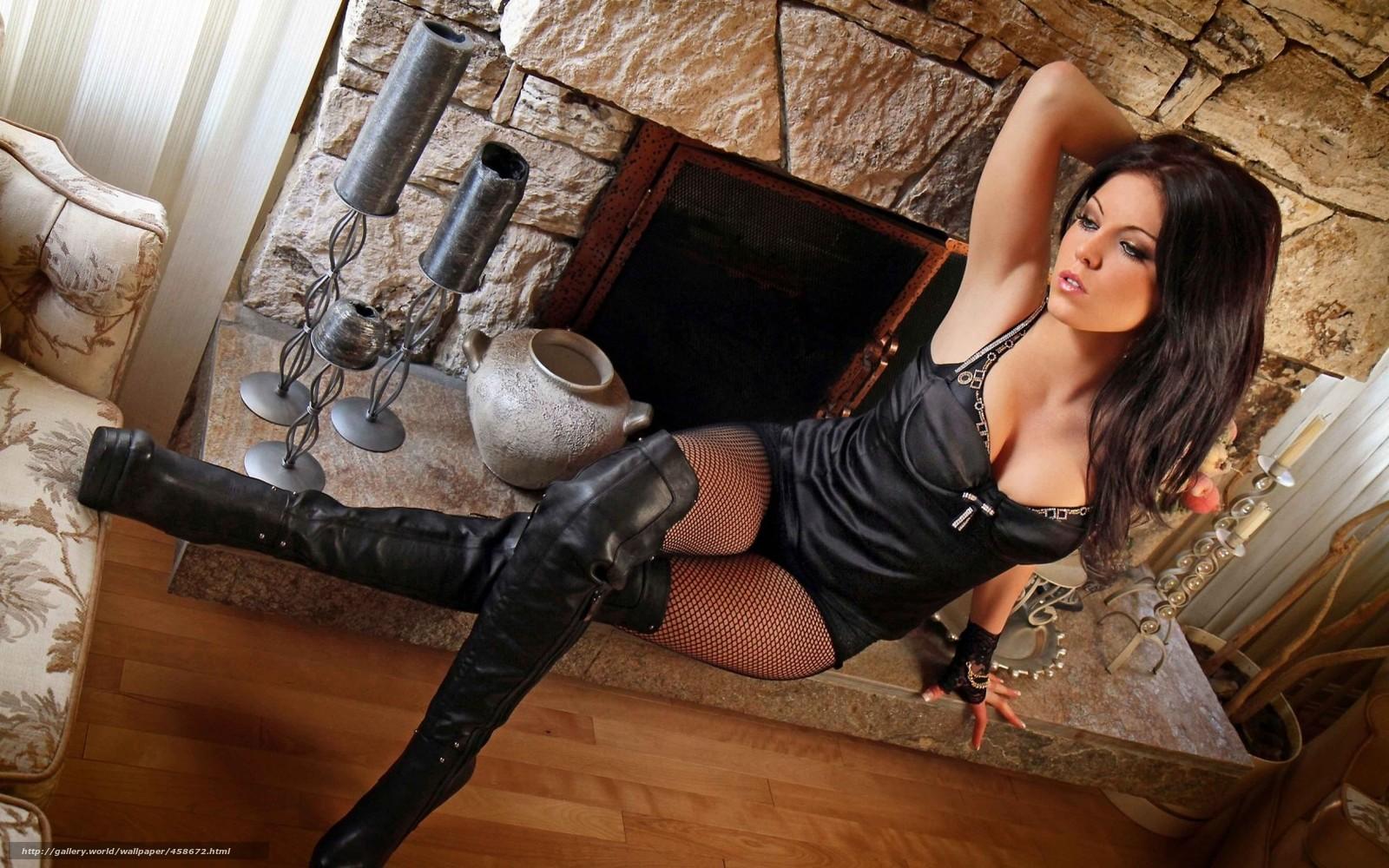 Супер красивые женщины эротика в чулках 10 фотография