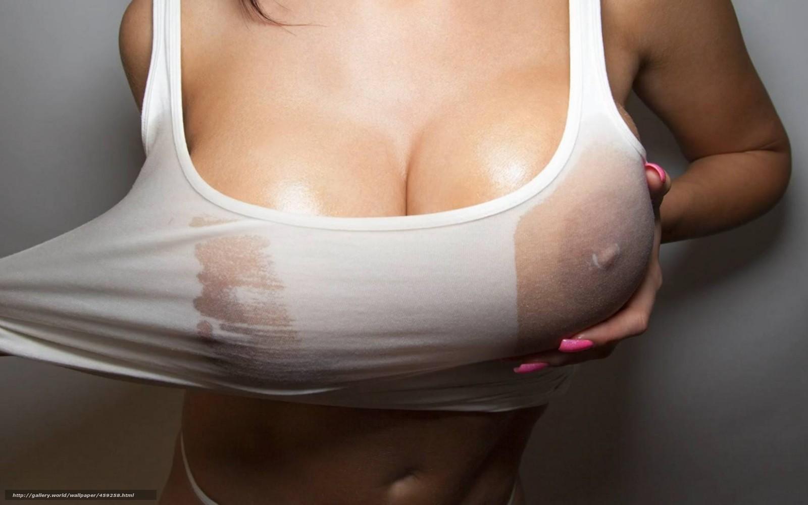 Фото большая грудь без сосков 10 фотография