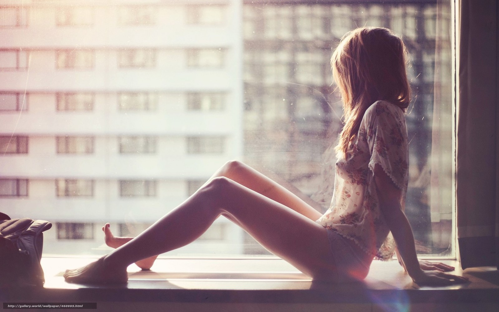 Девушка окно фото 4 фотография