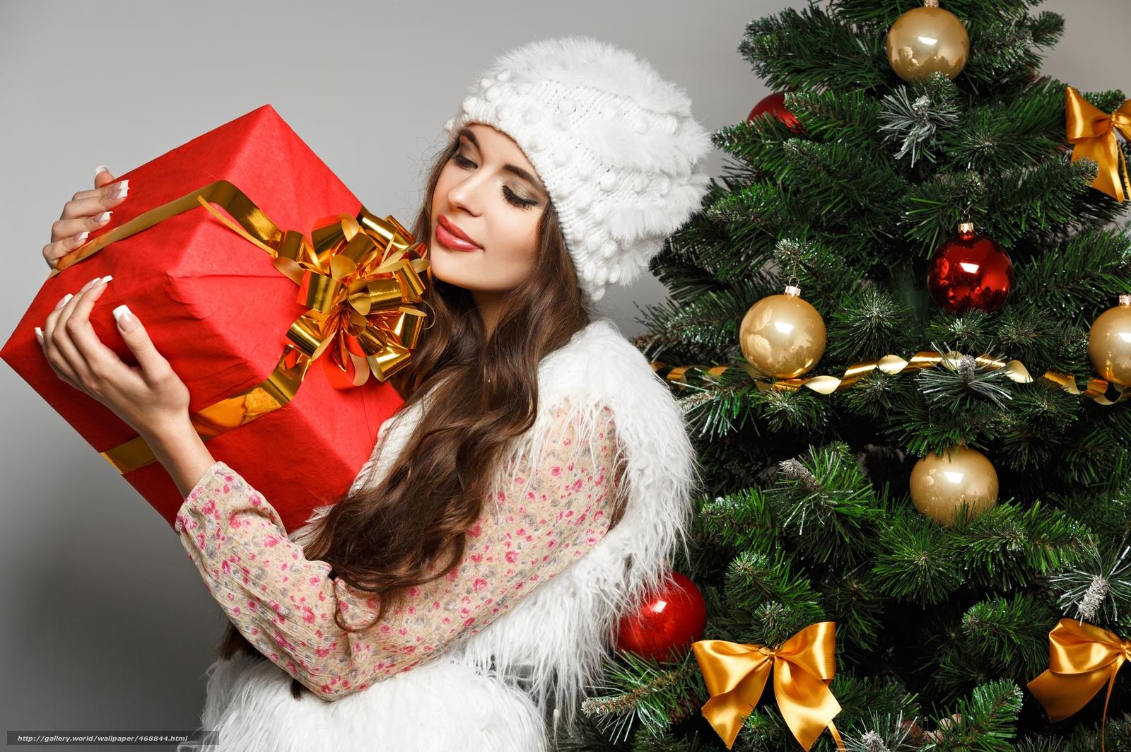 Подарок на новый год девушке фото своими руками