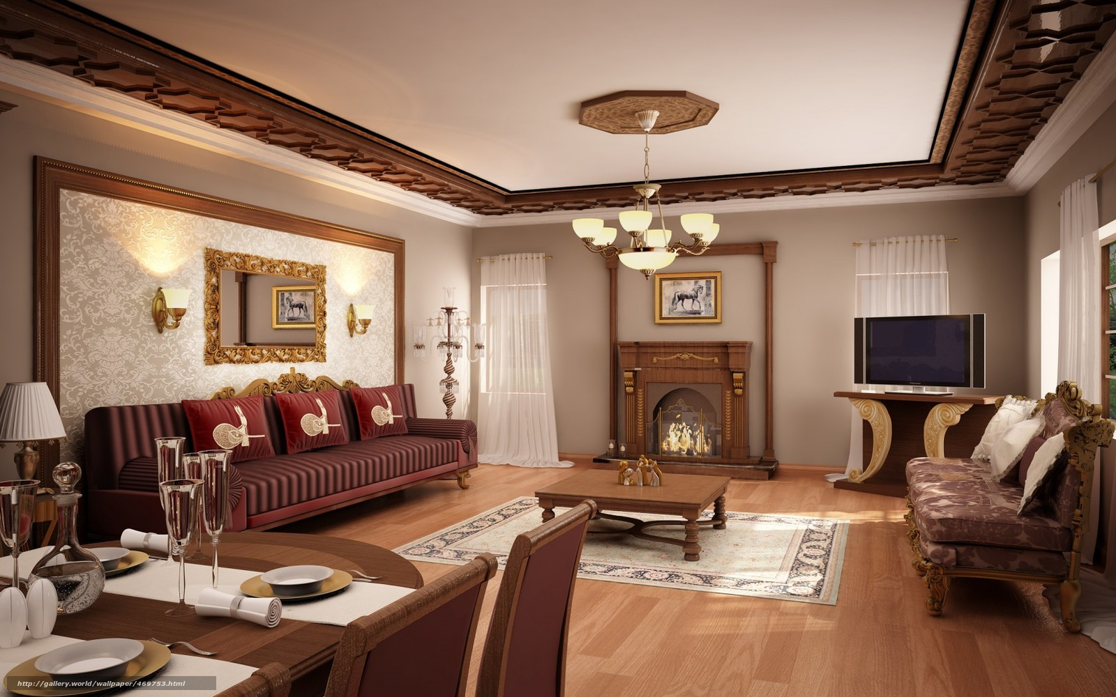 Amazoncom ModHaus Living Retro Modern Narrow Sofa Table
