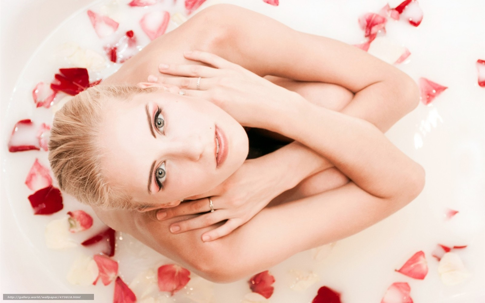 Фото блондинок в ванной 20 фотография