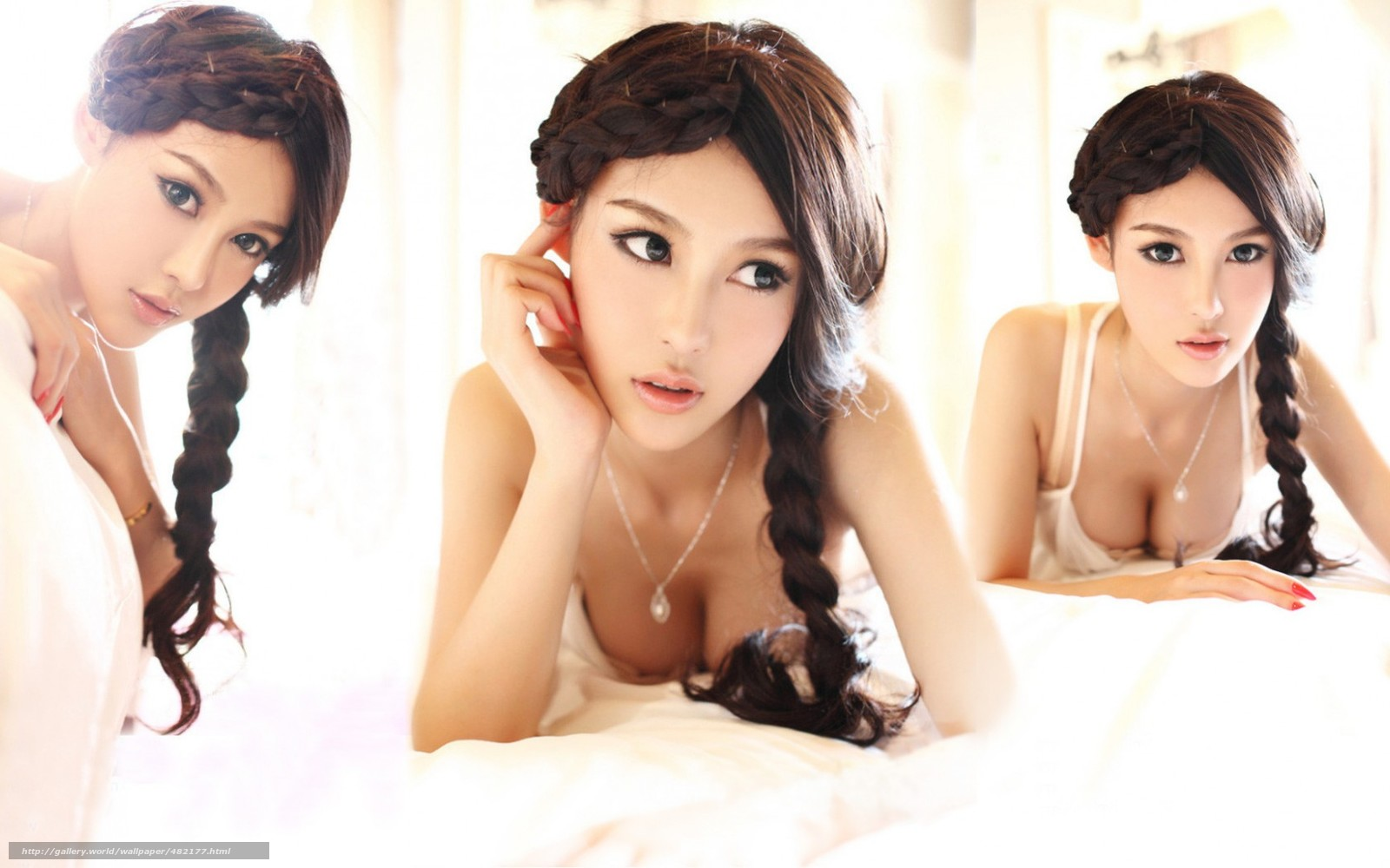 Китаянки с буферами 8 фотография