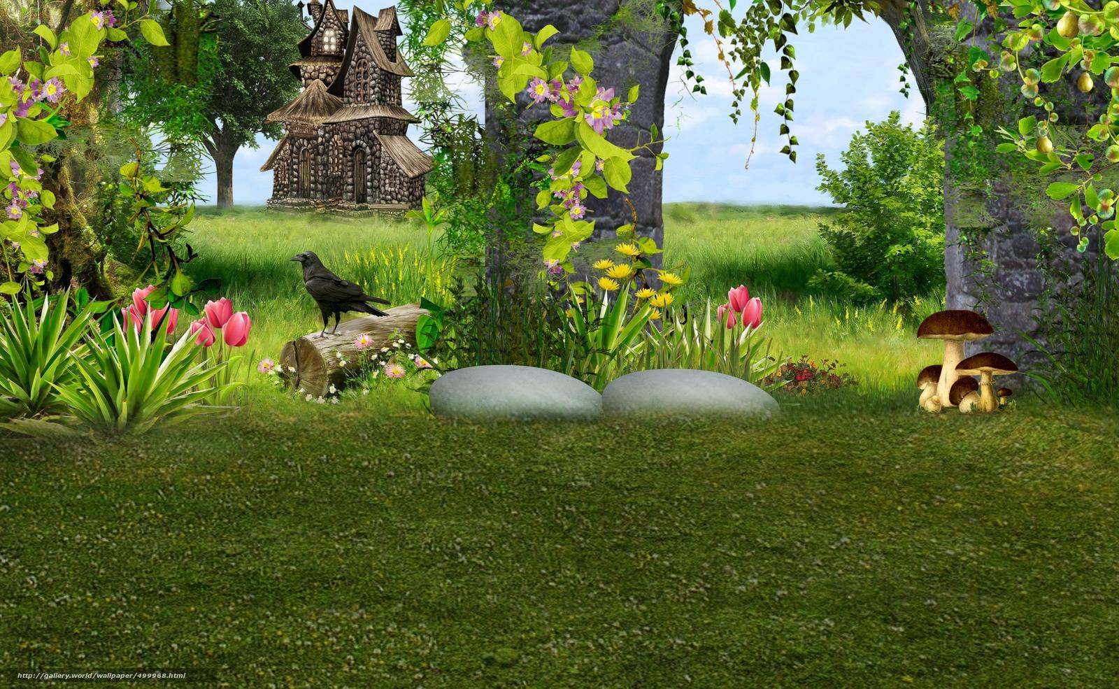 Фото с природой и цветами дляшопа