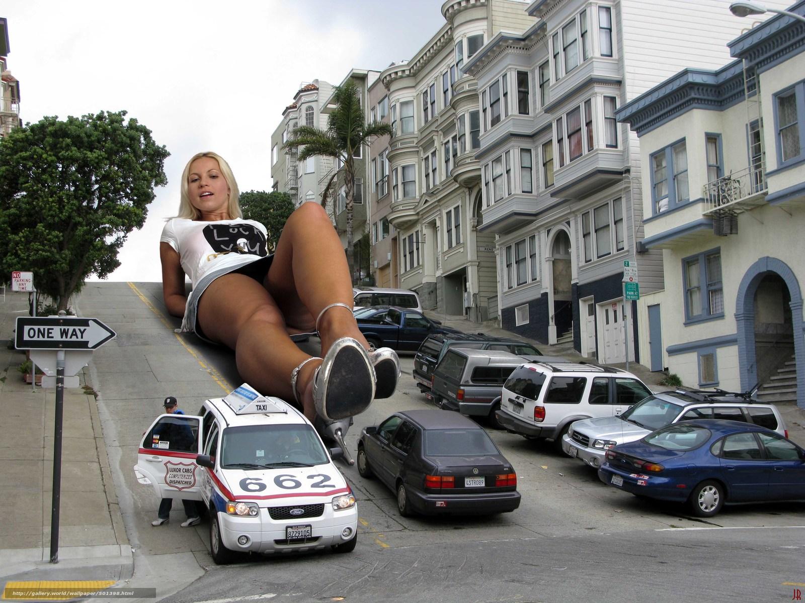 Развод девушки в такси 26 фотография