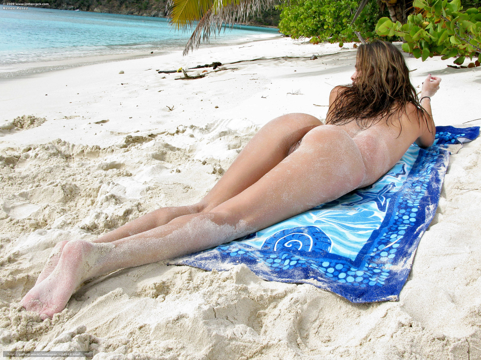 Пристает к девушкам на пляже 16 фотография