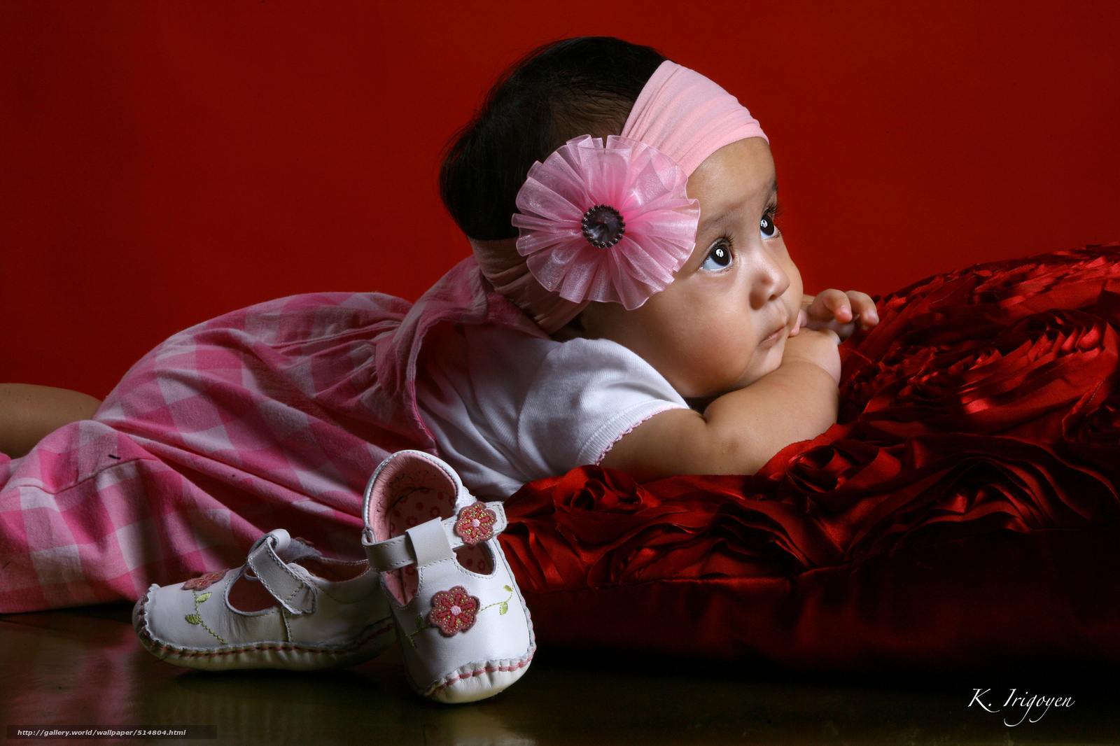 Смотреть фотки красивых малышек 16 фотография