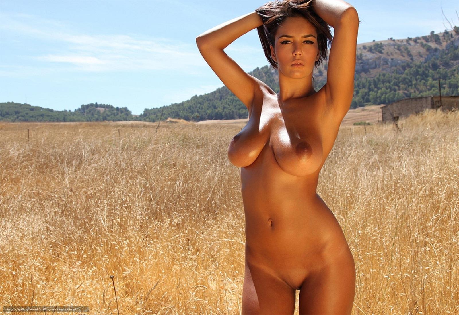 Фото брюнеток с шикарнейшией грудью 20 фотография