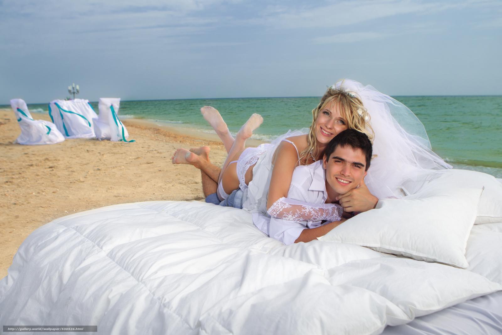 Романтическое порно в постели с блондинкой 12 фотография