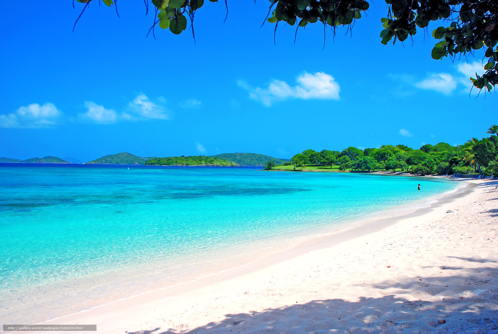 красивые пляжи обои на рабочий стол № 1104553 загрузить