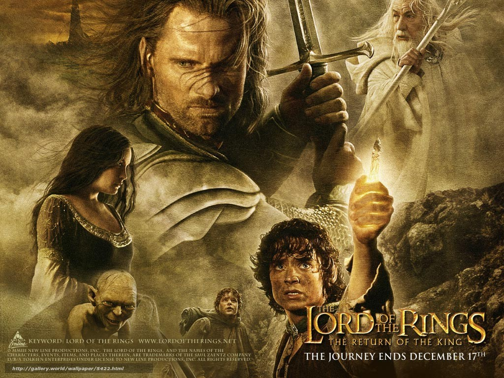 how does the film lord of