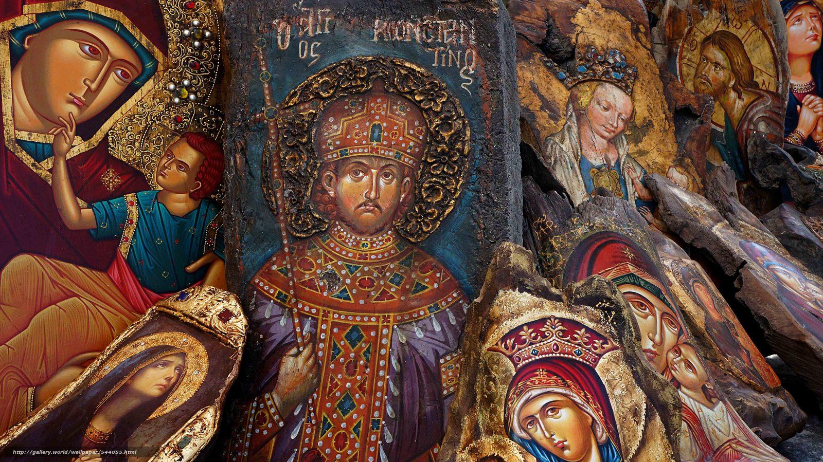 Картинки На Рабочий Стол Святые Иконы